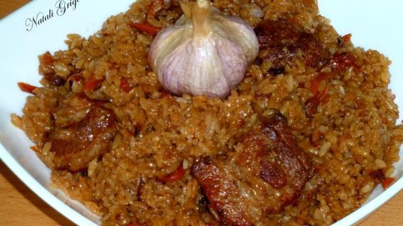 узбекская шурпа из говядины рецепт #9