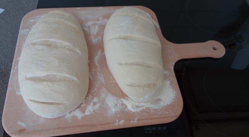 Белый хлеб. Шаг 13