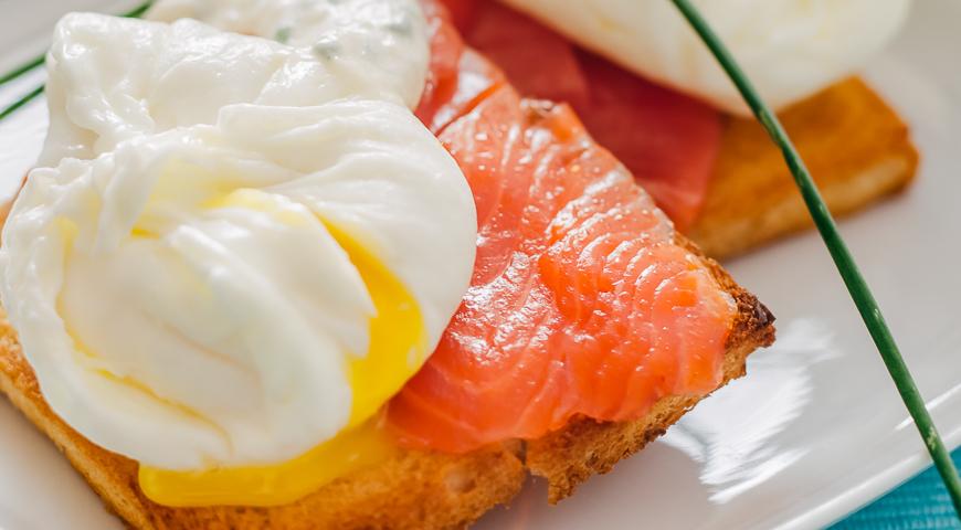 Яйца пашот рецепт с пошагово