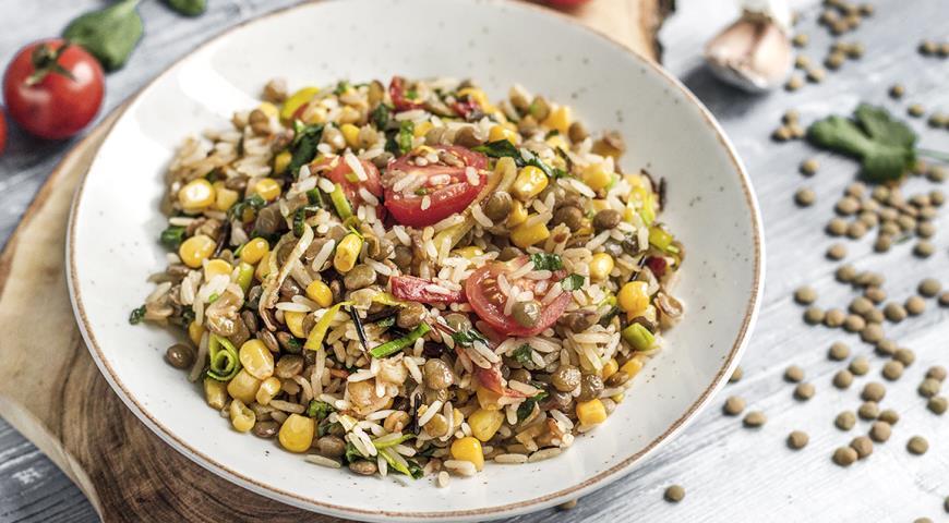 Рецепты из чечевицы, что приготовить из чечевицы - пошаговые