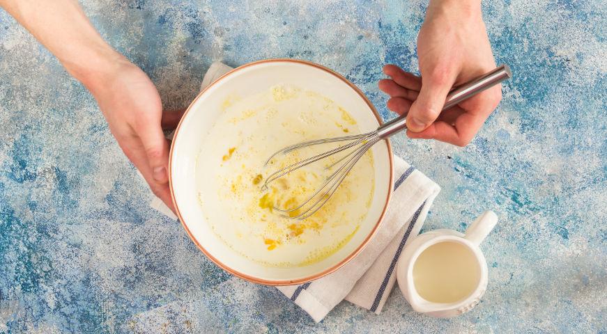 Домашние тонкие блинчики, пошаговый рецепт с фото