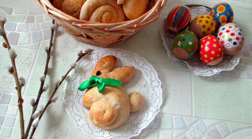 Тесто для пасхи рецепт пошагово с
