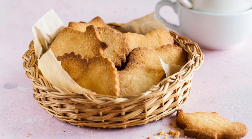 рецепт печенья с которым справятся дети