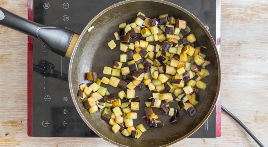 Самая вкусная баклажанная икра на зиму, пошаговый рецепт с фото