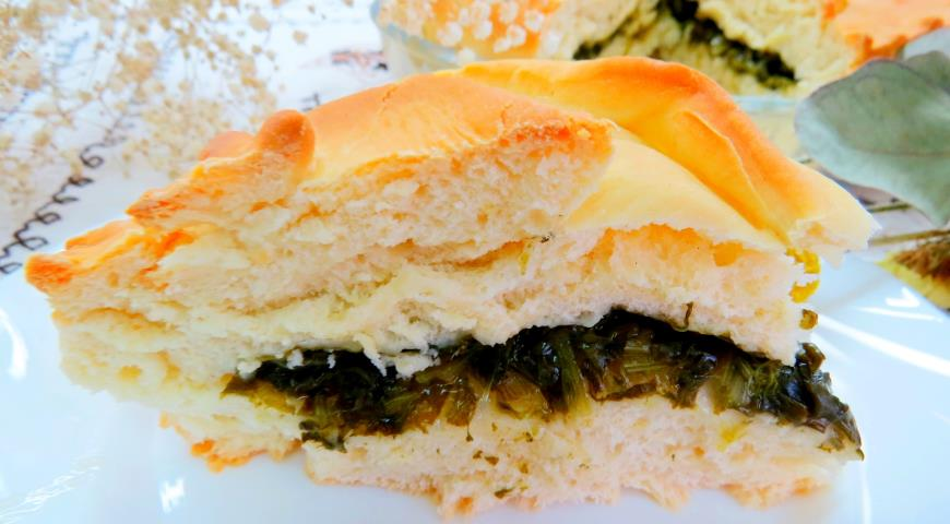 Сладкий пирог со щавелем рецепт с фото пошаговый Едим