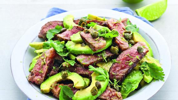 """Салат """"Как будто с мясом"""" – кулинарный рецепт"""