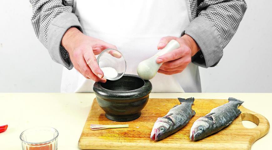 Острая рыба по-вьетнамски. Шаг 4