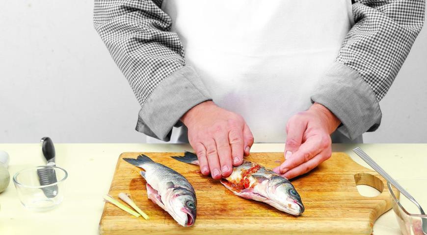 Острая рыба по-вьетнамски. Шаг 5