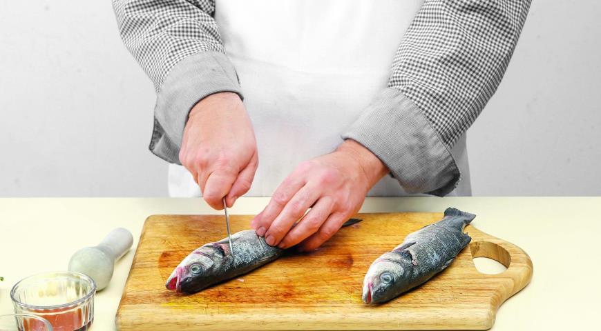 Острая рыба по-вьетнамски. Шаг 1