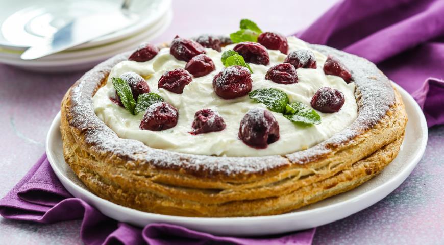 рецепт фото праздничный пирог