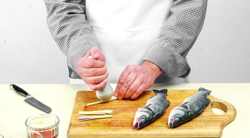 Острая рыба по-вьетнамски. Шаг 3
