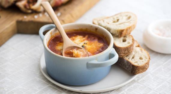Томатный соус-дип к моркови фри – кулинарный рецепт