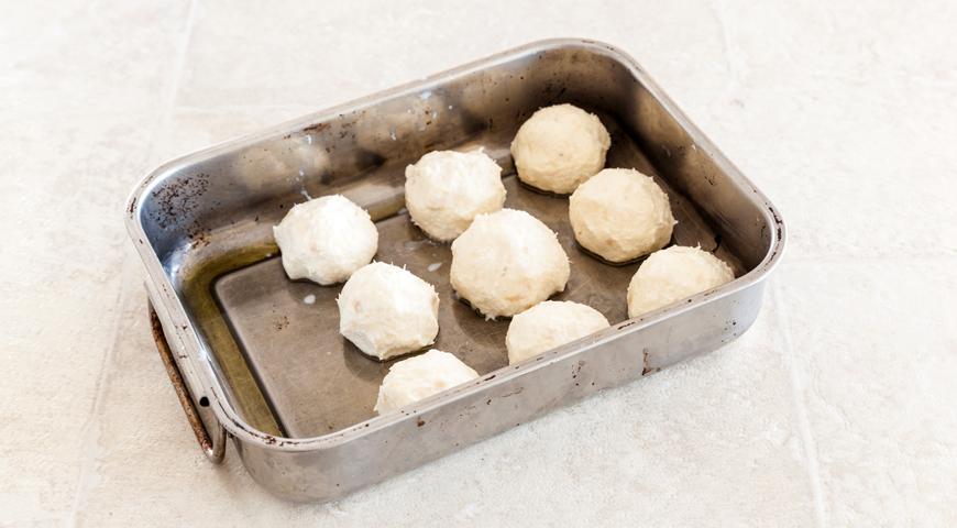 Фото приготовления рецепта: Биточки паровые Белип, рецепт разработан клиникой лечебного питания при Институте питания РАМН, шаг №2