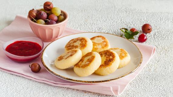 Банановые сырники – кулинарный рецепт