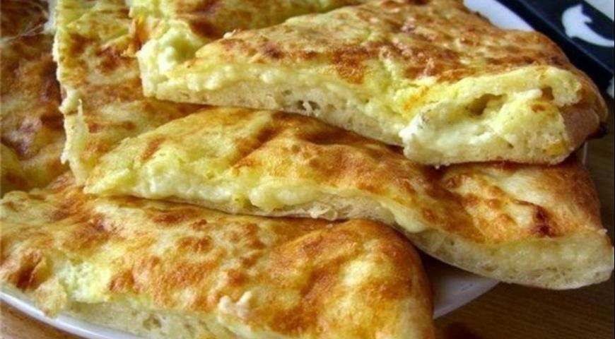 Рецепты Хачапури С Сыром картинки