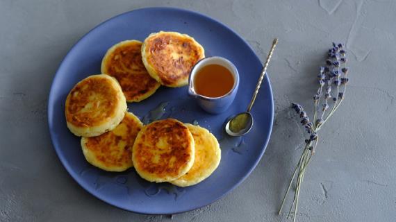 Рецепт приготовления сырников