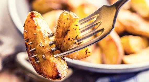 Блюда из картофеля с фото