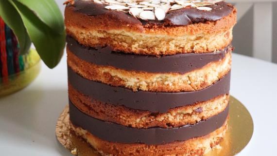 Название тортов