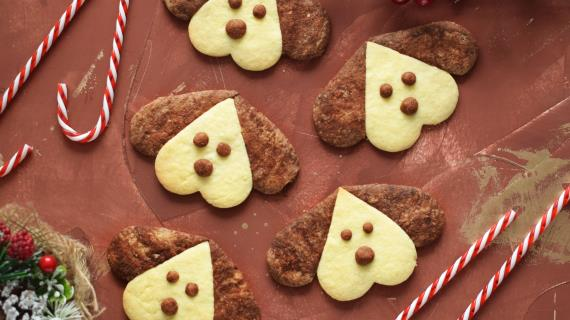 Печенье Собачки