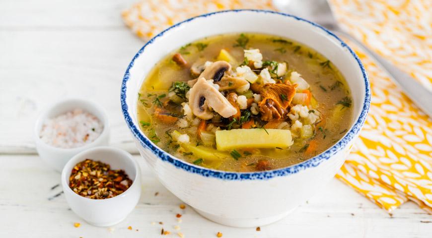 Рецепты простых супов для семьи #9
