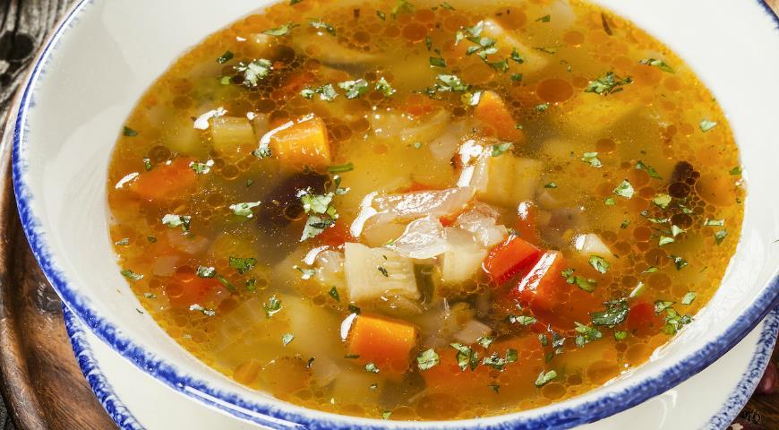 суп хмели сунели рецепт с фото