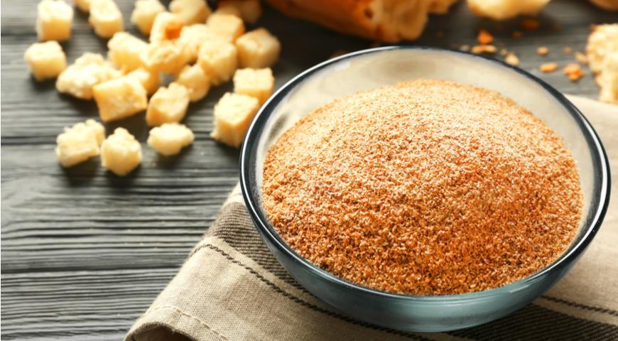 Панировочные сухари