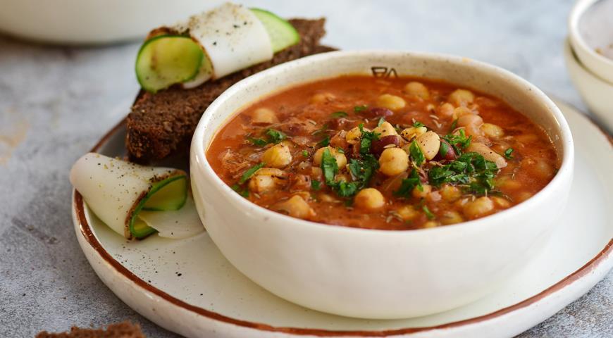 Суп из банки, пошаговый рецепт с фото