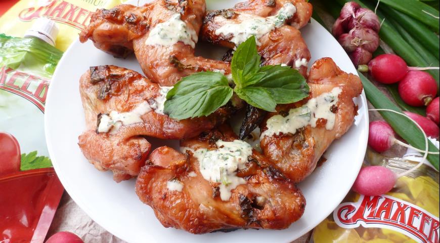 Куриные люля пошаговый рецепт