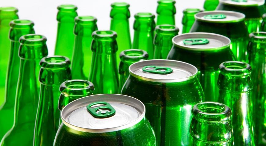 Какое пиво безопаснее: в стекле, пластике или алюминиевой банке
