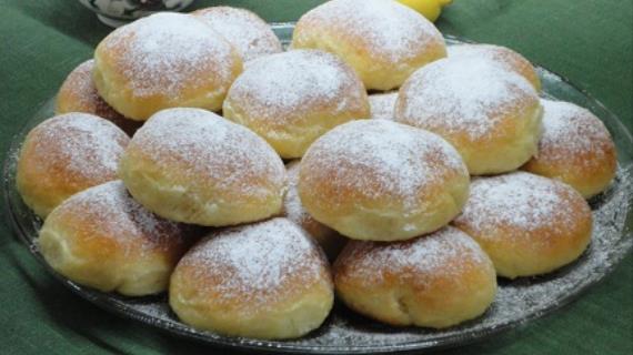 Турецкие шарики с орехами