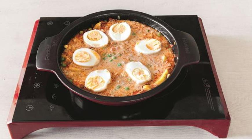 Яйца по-испански. Шаг 6