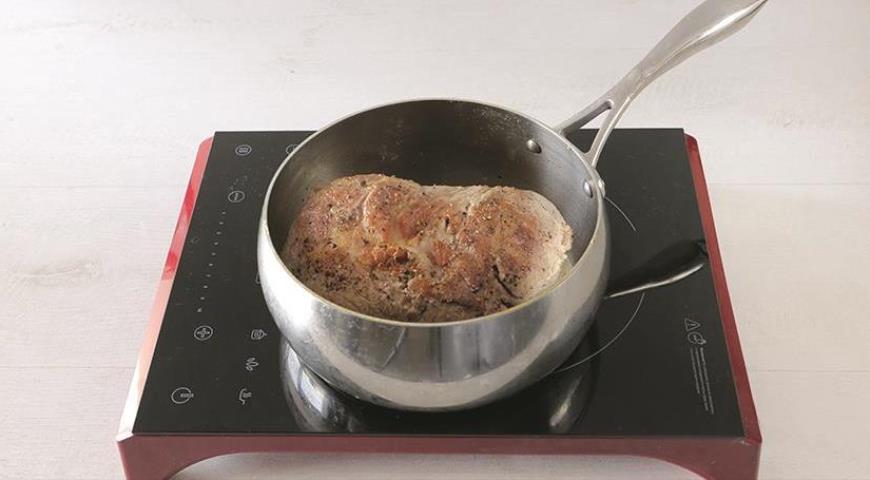Рамен с пряной свининой. Шаг 2