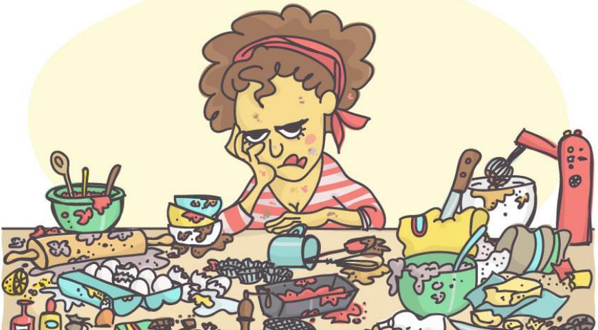 7 кулинарных привычек, от которых нужно срочно избавиться