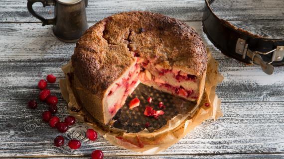 Коллекция рецептов пирогов на сайте Гастроном.ру