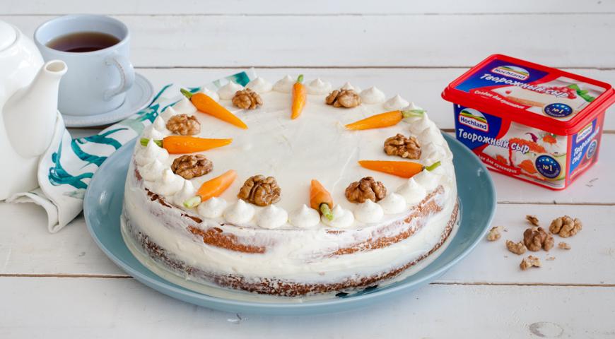 Морковный тор