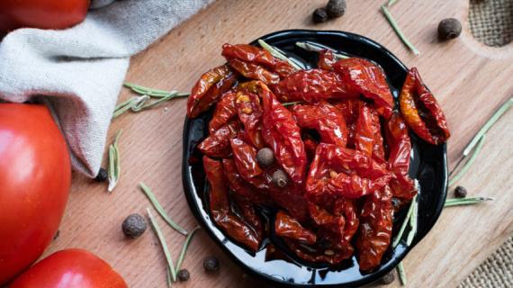 Вяленые помидоры в домашних условиях - лучшие рецепты с фото