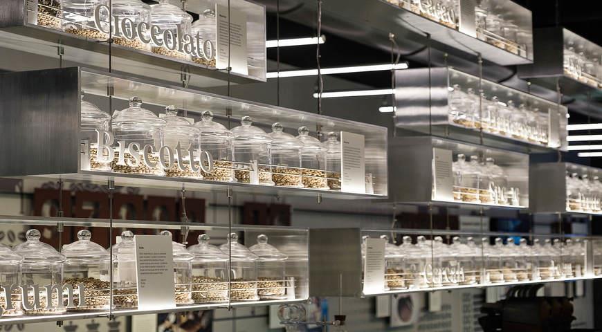 Музей кофе в Италии
