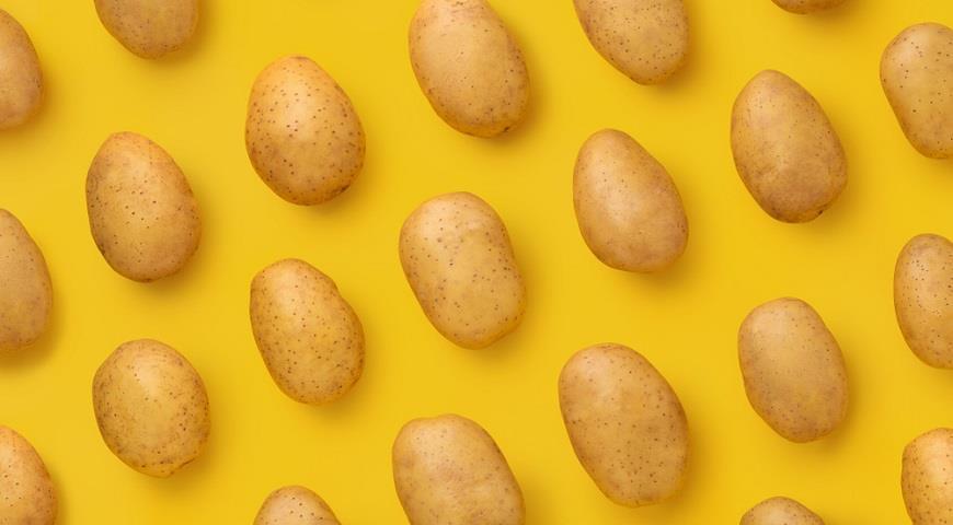 Как выбирать картофель