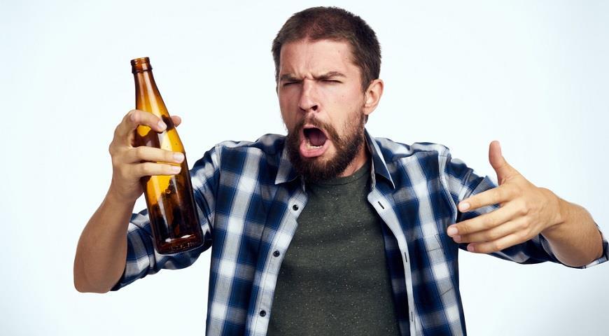 Минздрав огроничит продажи алкоголя нетрезвым людям