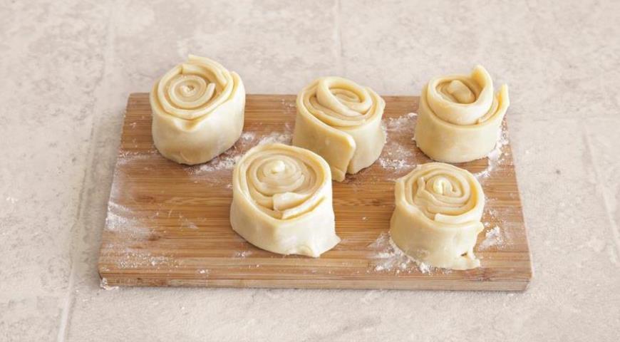 Португальские пирожные. Шаг 2