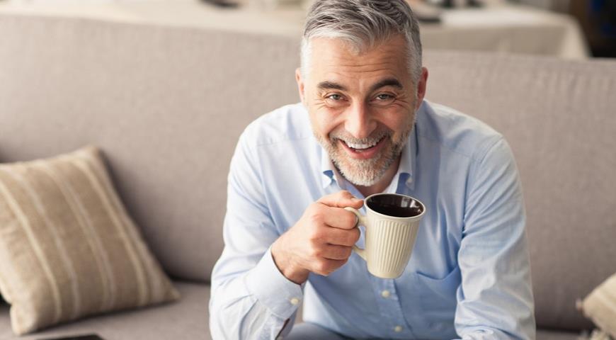 У мужчин-кофеманов больше шансов стать отцами