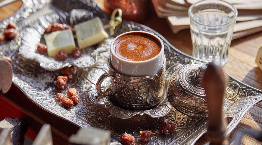 кофе с халвой ресторан казбек