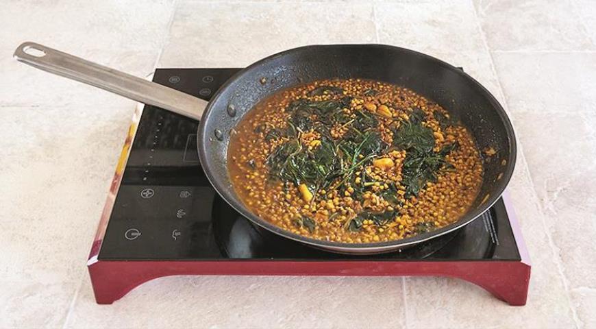 Полезный рецепт из зеленой гречки. Шаг 4