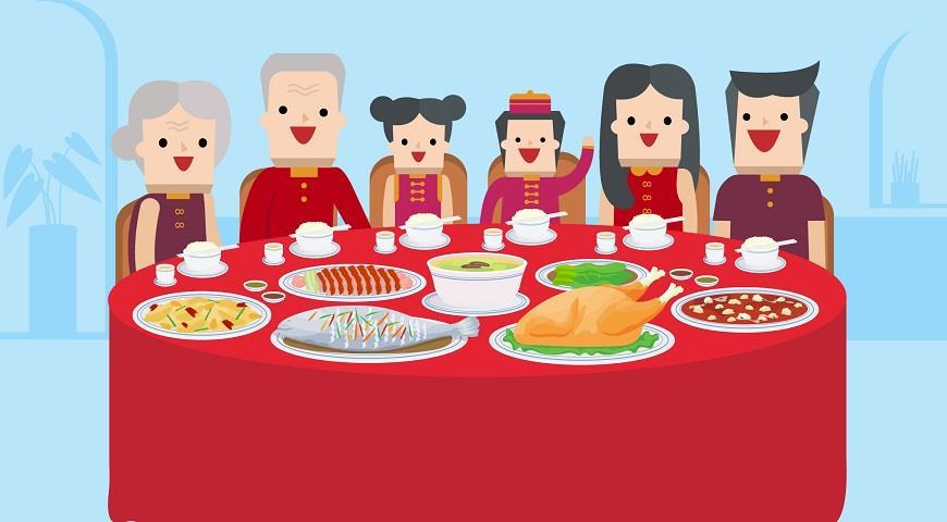 Диетолог советует, как сохранить здоровье в новогоднюю ночь