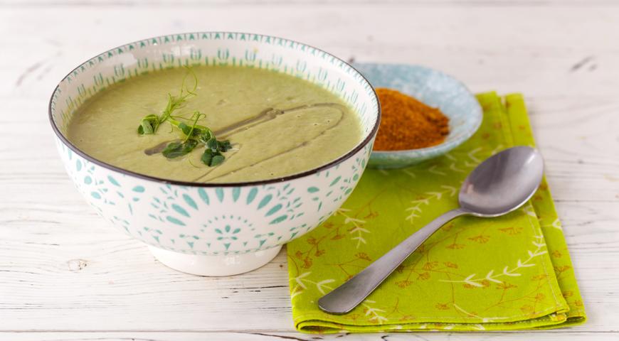 Суп для похудения из сельдерея и брокколи