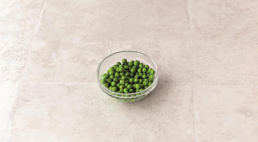 Тарталетки с зеленым хумусом и печеными овощами, пошаговый рецепт с фото