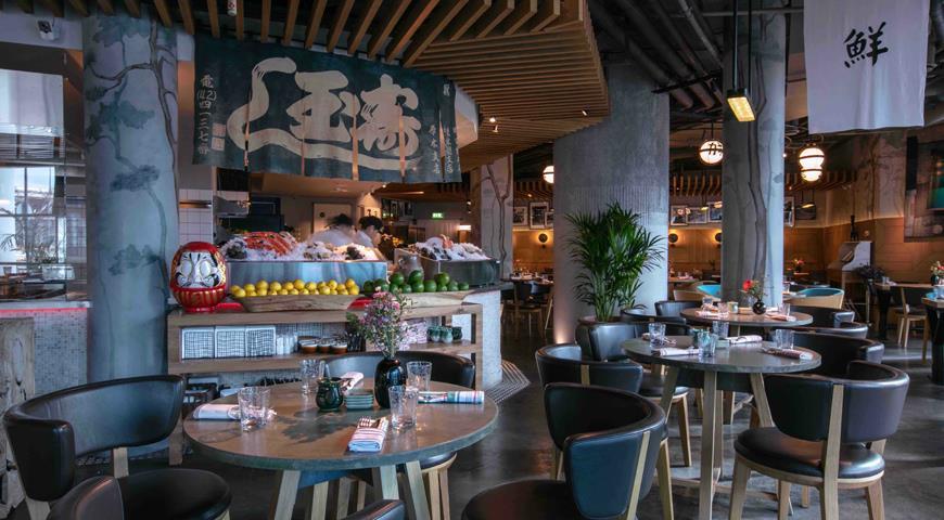 Magura Asian Bistrо - паназиатская кухня от Глена Баллиса photo