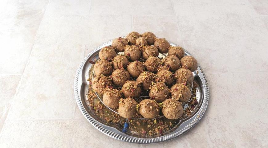 Меломакарона греческое печенье со специями, пошаговый рецепт с фото
