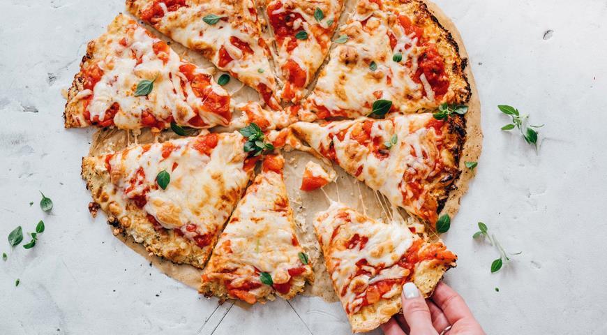 домашней пиццы