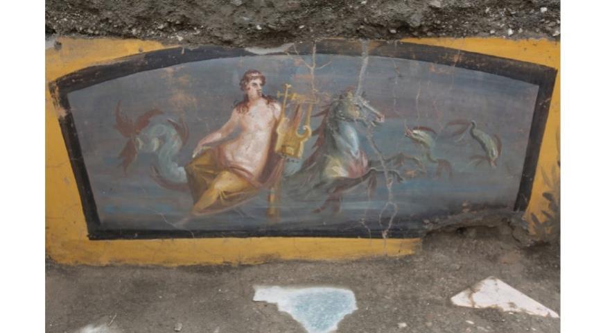 Роспись термополии в Помпеях
